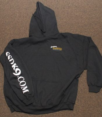 Hooded Sweatshirt – Adult
