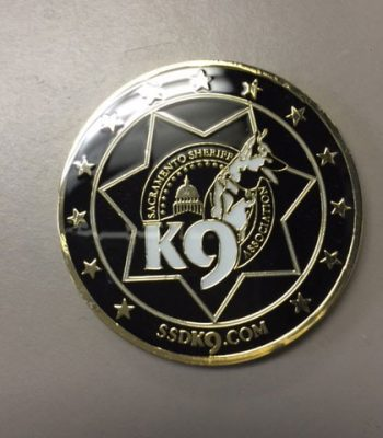 SSDK9 Commemorative Coin