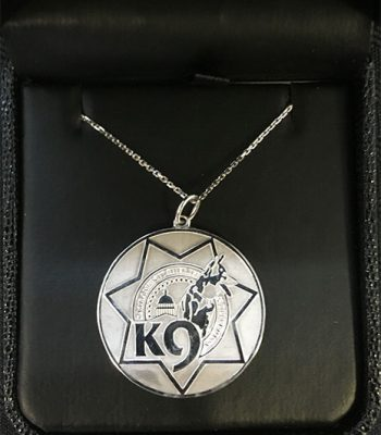 Sterling Silver Jewelry Pendant